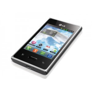 LG Optimus L3 E400 - Μαύρο - 1GB