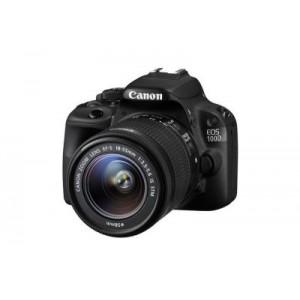 Canon EOS 100D Kit - 18.0 Mpixels & EF-S 18-55mm IS STM