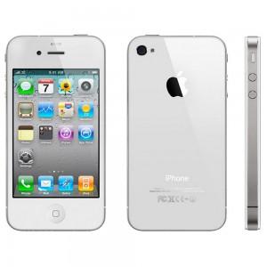 Apple iPhone 4S 16GB - Λευκό