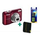 Nikon Coolpix L27 - Cool Kit - Κόκκινο