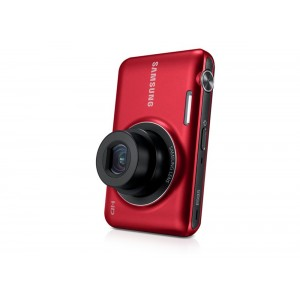Samsung Smart Camera ES95 - 16.2 Megapixel - Κόκκινο