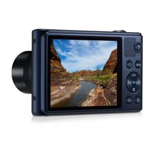 Samsung Smart Camera WB30F - 16.2 Megapixel - Μαύρο