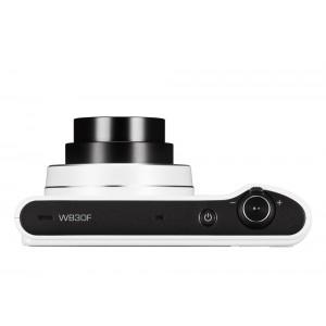 Samsung Smart Camera WB30F - 16.2 Megapixel - Λευκό
