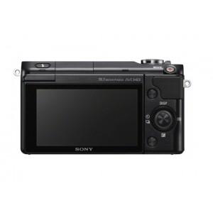 Sony NEX-3NY Kit - 16-50mm - 55-210mm - Μαύρο
