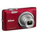 Nikon Coolpix S2700 - Line Art - Κόκκινο