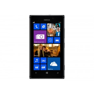 Nokia Lumia 925 - Μαύρο
